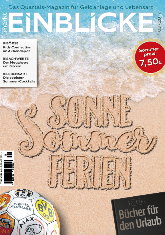 marktEINBLICKE Cover